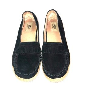Ugg Marah leather loafer